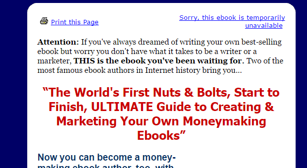 The Ultimate Guide Ebook
