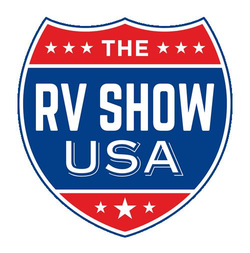 The RV Show USA Logo